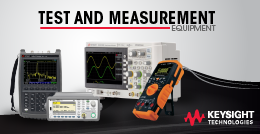 Test and Measurement Equipment